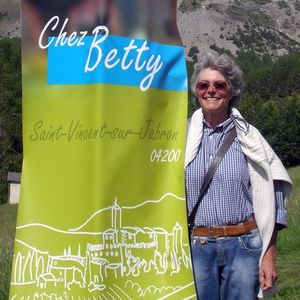 Betty Garcin - Les récits du Jabron