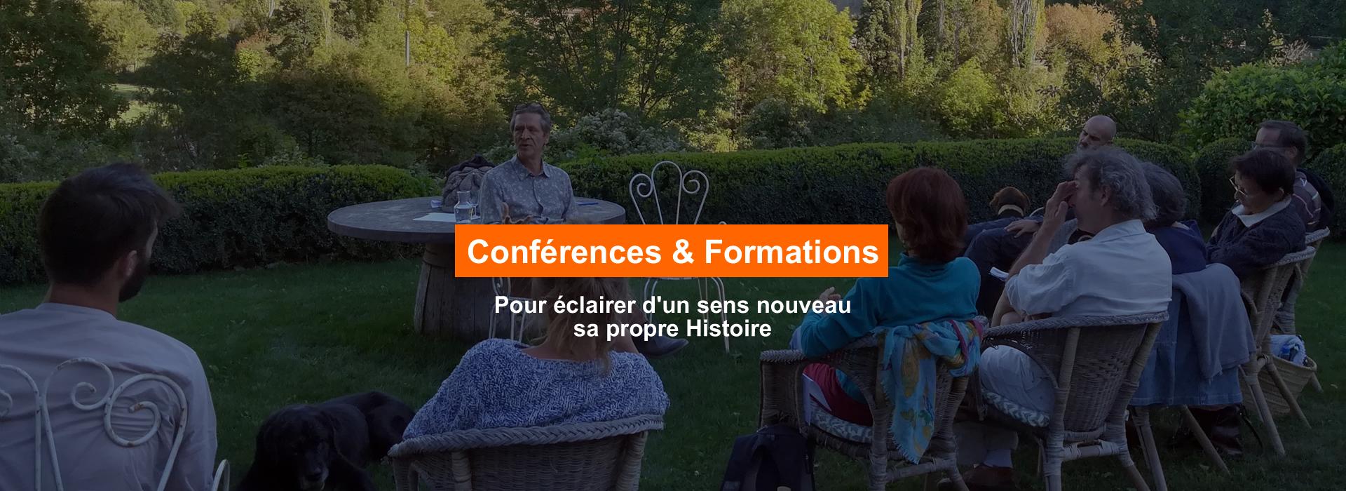 Resurgen - Conférences & Formations